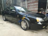 Cần bán gấp Daewoo Magnus AT sản xuất 2003, màu đen, xe cũ