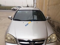 Cần bán lại xe Daewoo Lacetti EX sản xuất năm 2009, màu bạc