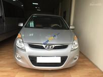 Bán Hyundai i20 năm 2012, màu bạc, nhập khẩu nguyên chiếc