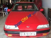 Bán xe Daewoo Espero năm 1993, màu đỏ, xe nhập