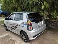 Bán xe cũ Kia Morning EX đời 2010, màu bạc số sàn