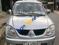 Cần bán lại Mitsubishi Jolie 2.0MPI 2004, màu bạc, xe cũ