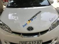 Cần bán xe Toyota Wish 2.0 sản xuất năm 2011, màu trắng, nhập khẩu