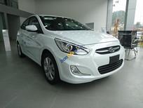 Bán xe Hyundai Accent năm sản xuất 2016, màu trắng, nhập khẩu nguyên chiếc