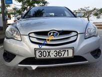 Cần bán lại xe Hyundai Verna sản xuất năm 2010, màu bạc, nhập khẩu nguyên chiếc