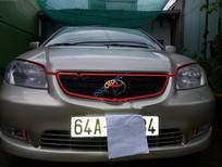 Cần bán gấp Toyota Vios G năm 2005, màu bạc chính chủ, giá 245tr