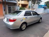 Bán Toyota Vios G đời 2005, màu bạc số sàn, giá tốt