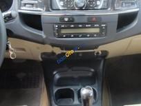 Xe Toyota Fortuner V 4x2AT đời 2015, màu bạc, giá 855tr