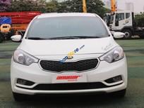 Cần bán Kia K3 1.6MT sản xuất 2016, màu trắng số sàn