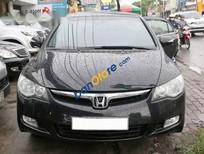 Bán xe Honda Civic 2.0AT đời 2006, màu đen số tự động
