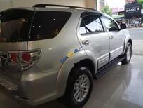 Bán Toyota Fortuner V đời 2013, màu bạc