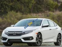 Bán xe Honda Civic 1.5L Vtec Turbo năm sản xuất 2017, màu trắng, nhập khẩu
