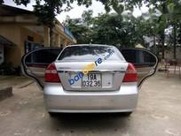 Bán xe Daewoo Gentra năm sản xuất 2009, màu bạc còn mới, giá chỉ 195 triệu