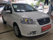 Bán ô tô Daewoo Gentra SX sản xuất 2009, màu trắng