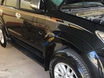 Cần bán Toyota Fortuner V 4x2AT năm 2014, màu đen còn mới