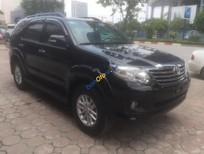 Bán Toyota Fortuner 2.7V đời 2014, màu đen chính chủ, 795tr