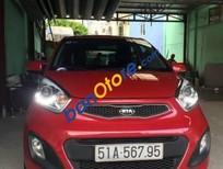 Bán xe Kia Picanto 1.2AT đời 2013, màu đỏ xe gia đình