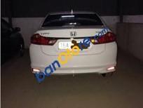 Cần bán xe Honda City sản xuất năm 2014, màu trắng