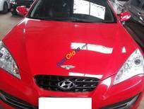 Xe Hyundai Genesis Turbo RS 2.0 AT sản xuất năm 2009, màu đỏ, nhập khẩu nguyên chiếc