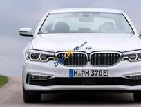 Bán xe BMW 520D Luxury đời 2017, màu trắng, nhập khẩu chính hãng