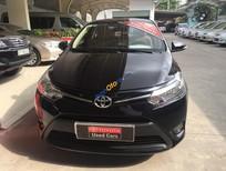 Bán Toyota Vios E năm sản xuất 2014, màu đen giá cạnh tranh