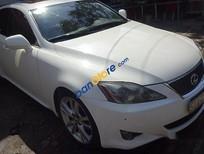 Cần bán lại xe Lexus IS250 năm sản xuất 2007, màu trắng