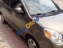 Cần bán xe cũ Kia Morning đời 2009, màu xám