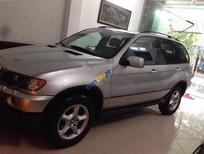 Cần bán gấp BMW X5 năm 2003, màu bạc giá cạnh tranh