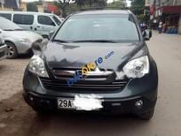 Cần bán xe cũ Honda CR V 2.0AT sản xuất 2009, màu xám, nhập khẩu