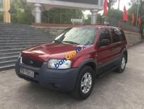 Bán Ford Escape sản xuất 2002, màu đỏ, 185tr
