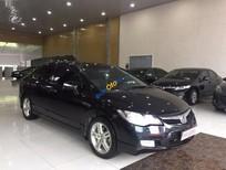 Cần bán gấp Honda Civic 2.0AT năm sản xuất 2008, màu đen