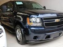 Bán Chevrolet Suburban V8 đời 2009, màu xanh, nhập khẩu