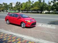 Bán xe cũ Toyota Vios G đời 2014, màu đỏ