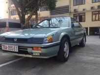 Cần bán gấp Honda Prelude Ex đời 1992, màu xanh lam, xe nhập