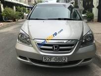 Bán Honda Odyssey 3.5AT năm 2007, màu bạc, xe nhập