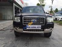 Cần bán xe Ford Everest AT sản xuất năm 2009, màu đen, nhập khẩu nguyên chiếc, giá chỉ 510 triệu
