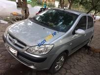 Cần bán xe Hyundai Click W 1.4AT năm sản xuất 2008, màu bạc, giá chỉ 286 triệu
