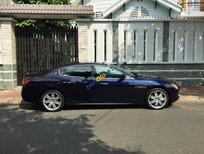 Bán Maserati Quatroporte Sport 3.0AT 2016, xe đẹp, màu xanh lam