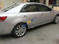 Cần bán gấp Kia Cerato AT sản xuất 2009, màu bạc, nhập khẩu