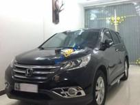 Cần bán lại xe Honda CR V 2.0AT sản xuất năm 2013, màu đen