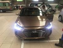 Hyundai quận 4 cần bán xe Elantra 1.6 MT, màu cát. Ưu đãi lên đến 10 triệu. LH Hương: 0902.608.293