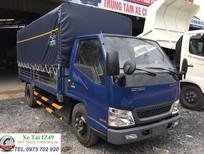 Bán xe tải 1,5 tấn - dưới 2,5 tấn IZ49 đời 2017, màu xanh lam