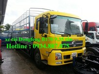 Bán xe tải Dongfeng B170 9T35 nhập khẩu – xe Dongfeng Hoàng Huy B170 9.35 tấn nhập