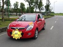 Cần bán xe Hyundai i20 năm 2011, màu đỏ, xe nhập xe gia đình