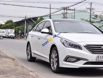 Bán xe Hyundai Sonata sản xuất năm 2015, màu trắng