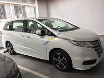 Cần bán xe Honda Odyssey 2.4l DOHC, IVTEC năm 2017, màu trắng, nhập khẩu nguyên chiếc