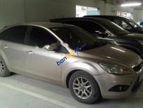 Bán Ford Focus năm sản xuất 2010, màu bạc, nhập khẩu
