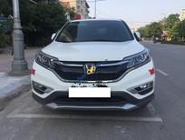 Cần bán xe Honda CR V 2.0 đời 2017, màu trắng như mới
