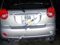 Cần bán gấp Chevrolet Spark đời 2009, màu bạc, giá chỉ 140 triệu