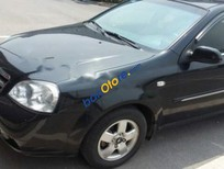 Cần bán gấp Daewoo Lacetti SE 2011, màu đen